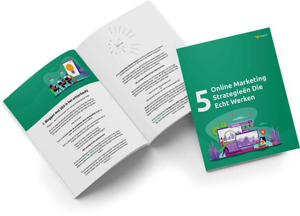 Gratis eBook: 5 Online Marketingstrategieen Die Echt Werken