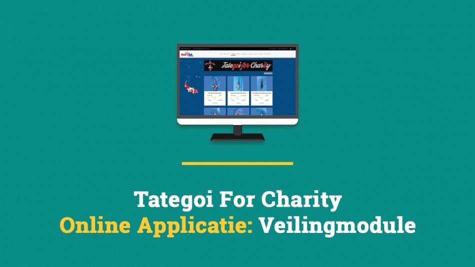 Go For It - Tategoi for Charity