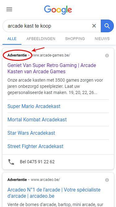 Vernieuwde weergaven van Google Ads