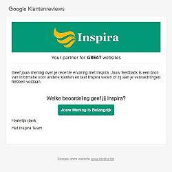 Google Reviews op je Website: afbeelding 1