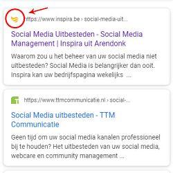 De nieuwe mobiele weergave van Google: afbeelding 1