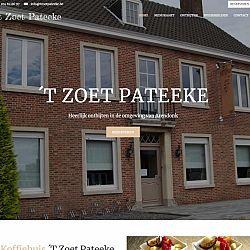 Restaurant Website Laten Maken: afbeelding 2