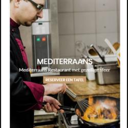 Restaurant Website Laten Maken: afbeelding 4