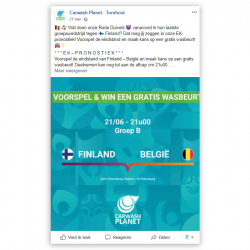 10 Social Media Ideeën Voor UEFA EURO 2020: afbeelding 2