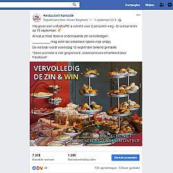 10 Social Media Berichten voor Restaurants - Succesvol Getest: afbeelding 5