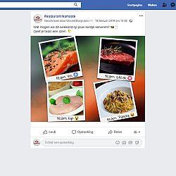 10 Social Media Berichten voor Restaurants - Succesvol Getest: afbeelding 10