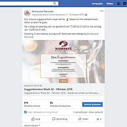 10 Social Media Berichten voor Restaurants - Succesvol Getest: afbeelding 1