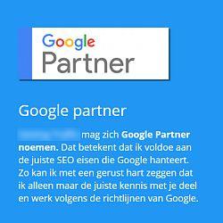 Wat Is Een Google Partner? Laat Je Zeker Niet Misleiden!: afbeelding 2