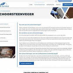 Schoorsteenveger RB Service: afbeelding 2