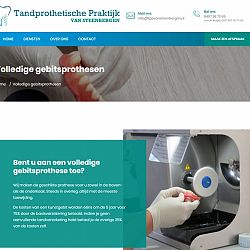 Tandprothetische Praktijk Van Steenbergen: afbeelding 2