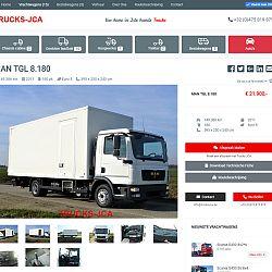Trucks JCA: afbeelding 2