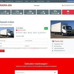 Trucks JCA: afbeelding 1